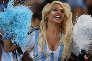 Mondiali di Calcio 2014 : Argentina vs Bosnia and Herzegovina