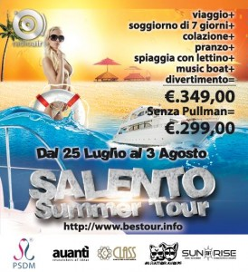 viaggio evento in Salento