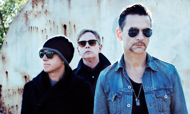 Depeche Mode … 'We're pessimists'
